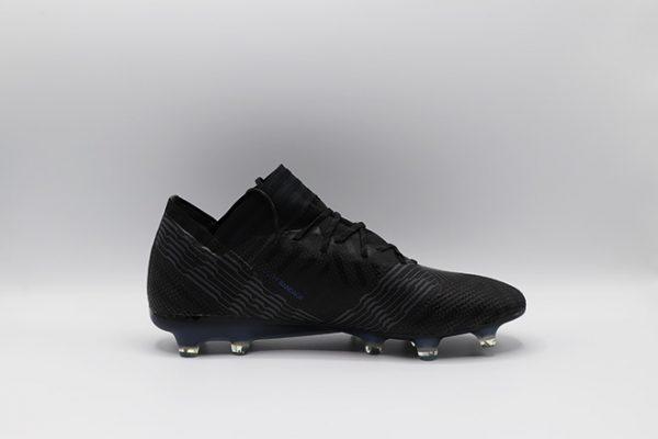 Ghete de fotbal profesionale Adidas Nemeziz 17.1 FG negru