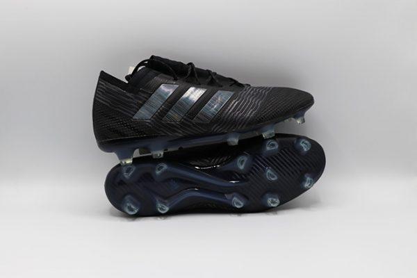 Ghete de fotbal online Adidas Nemeziz 17.1 FG negru