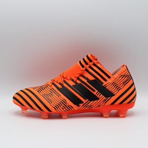 Ghete de fotbal Adidas Nemeziz 17.1 FG orange