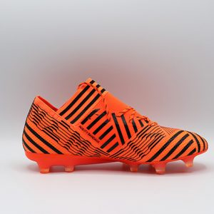 Ghete de fotbal profesionale Adidas Nemeziz 17.1 FG orange