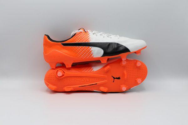 Ghete fotbal Puma evoSPEED SL II FG