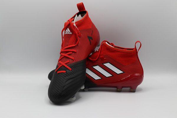 Ghete de fotbal Adidas Ace 17.1 Primeknit FG pro