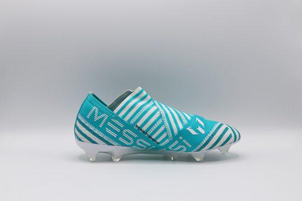 Ghete de fotbal profesionale Adidas Nemeziz Messi 17+ 360 Agility FG