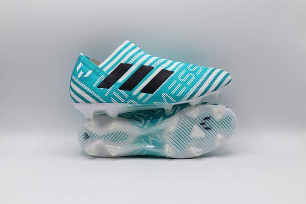 Ghete fotbal profesionale Adidas Nemeziz Messi 17+ 360 Agility FG