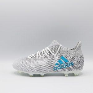 Ghete de fotbal J Adidas X 17.1 FG 839