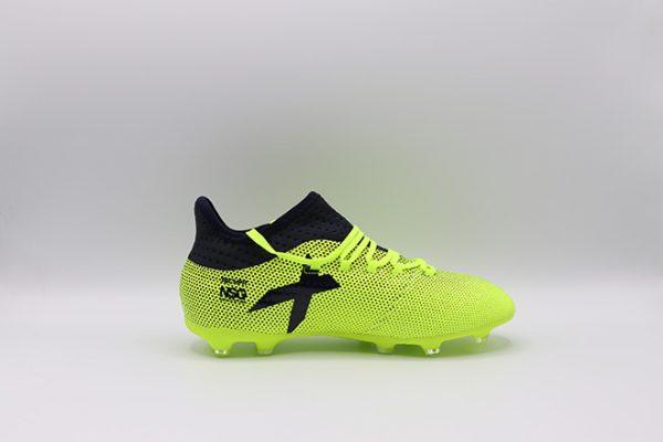 Ghete de fotbal copii Adidas X 17.1 FG