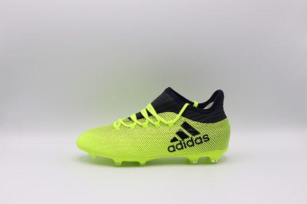 Ghete de fotbal copii Adidas X 171 FG