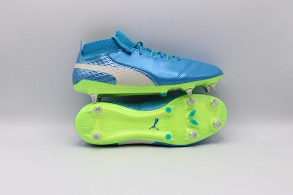 Ghete de fotbal online Puma One 17.1 SG