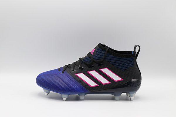 Ghete fotbal adidas ace 17.1 SG