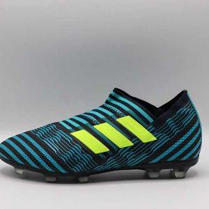 Ghete fotbal copii Adidas Nemeziz 17+ 360 Agility FG 1351