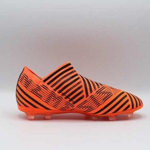 Ghete fotbal copii Adidas Nemeziz 17+ 360 Agility FG 1343