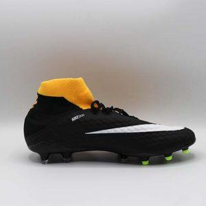 Ghete Fotbal Nike Hypervenom Phatal III DF FG 1875