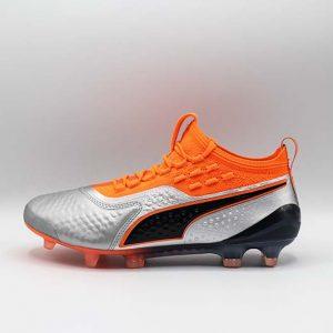 Ghete de fotbal Puma One 1 Lth FG 1538