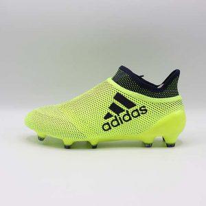Ghete fotbal copii Adidas X 17+ FG 1337