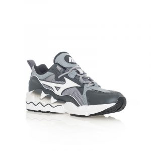 Mizuno Wave Rider 1 Grey