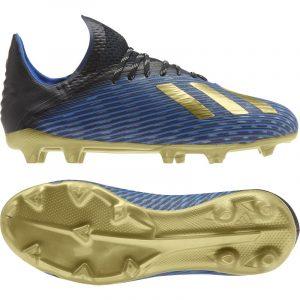 Ghete Fotbal Copii Adidas X 19.1 FG