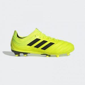 Ghete de fotbal copii Adidas COPA 19.1 FG Jr F35454